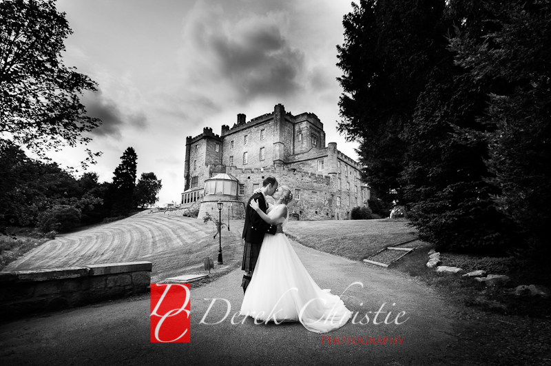 Jodie & Paul's Wedding at Dalhousie Castle (29 of 63)