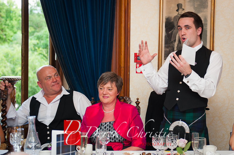 Jodie & Paul's Wedding at Dalhousie Castle (47 of 63)