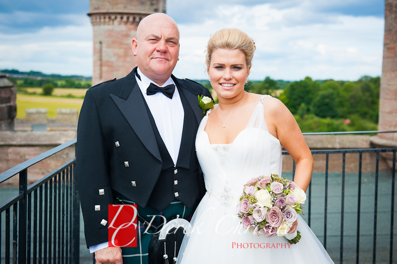 Jodie & Paul's Wedding at Dalhousie Castle (5 of 63)