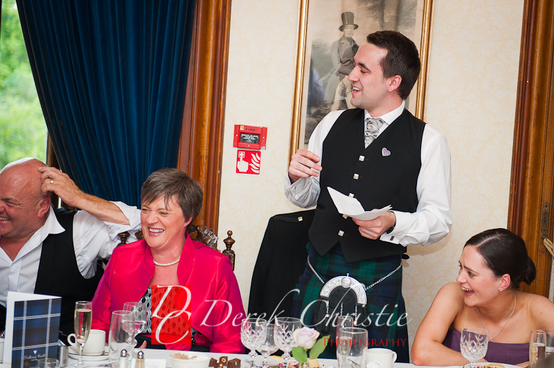 Jodie & Paul's Wedding at Dalhousie Castle (50 of 63)