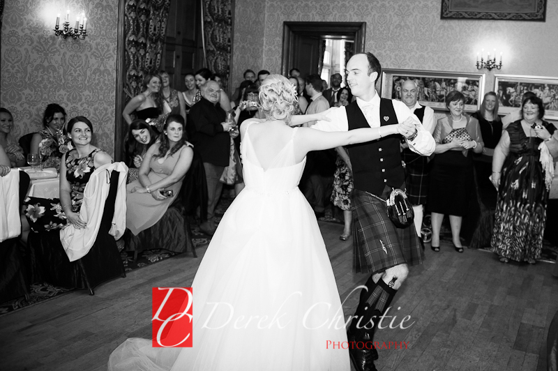 Jodie & Paul's Wedding at Dalhousie Castle (57 of 63)