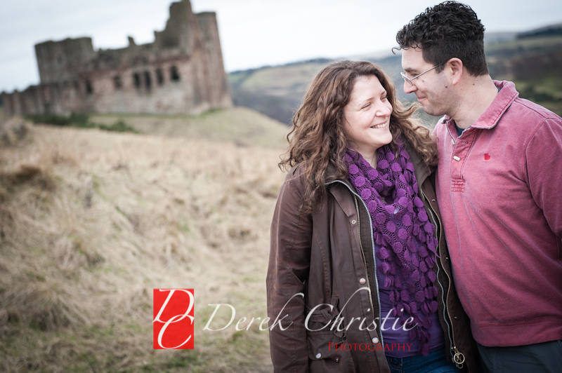 Toni & Martin Crichton Castle E-Session (2 of 22)