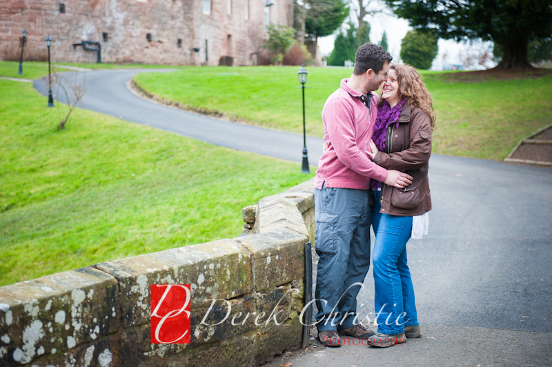 Toni & Martin Crichton Castle E-Session (20 of 22)