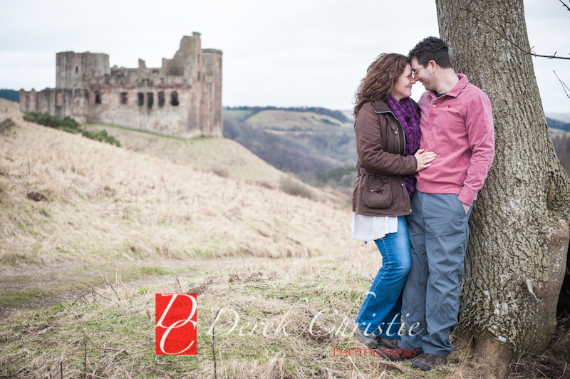 Toni & Martin Crichton Castle E-Session (5 of 22)