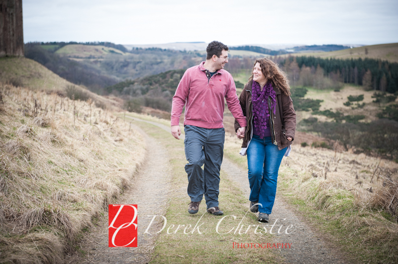 Toni & Martin Crichton Castle E-Session (9 of 22)