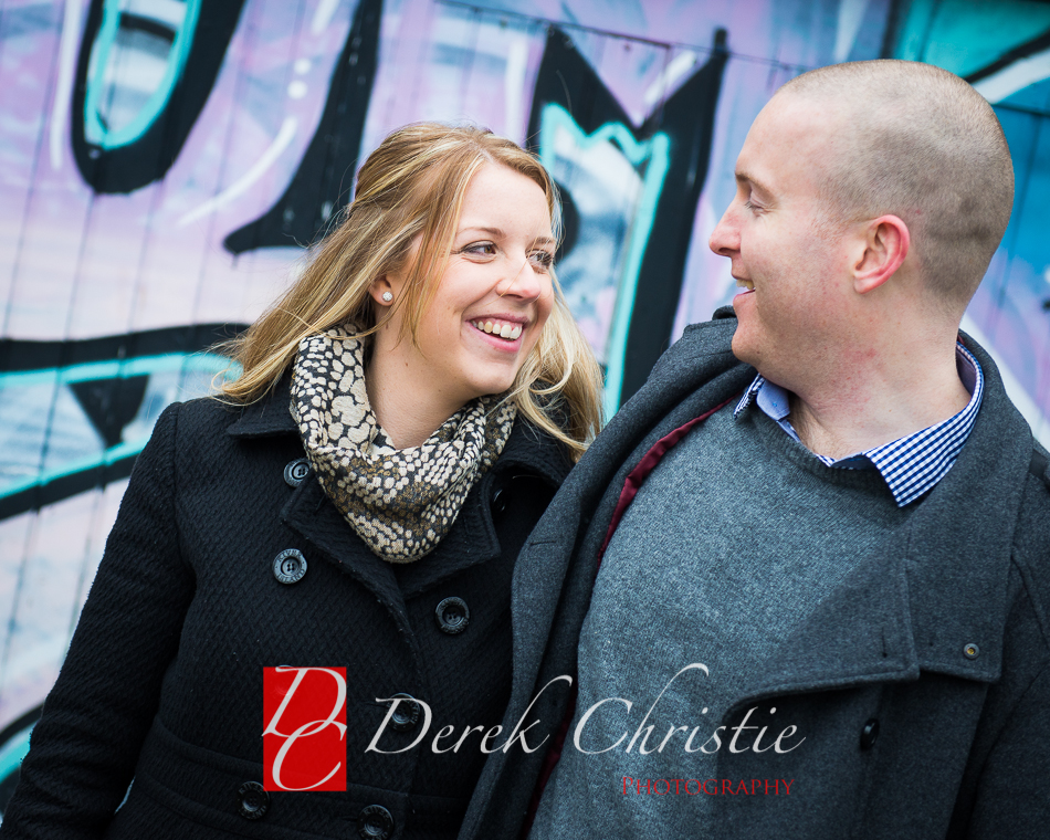 Kyla & Rob Pre Wedding in Edinburgh-1