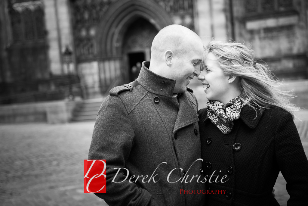 Kyla & Rob Pre Wedding in Edinburgh-12