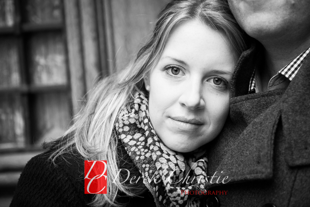 Kyla & Rob Pre Wedding in Edinburgh-13