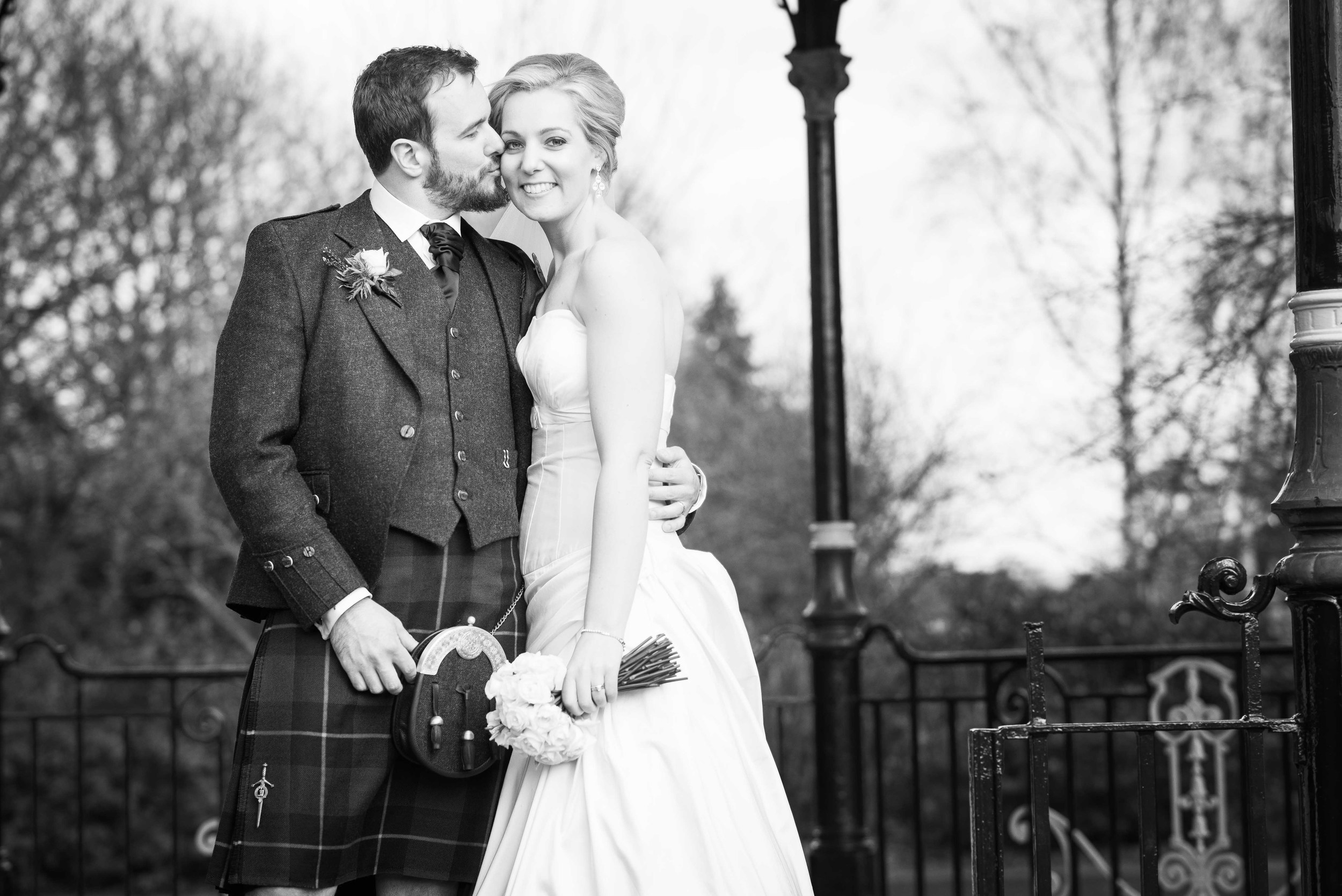 Laura & Alan's Wedding at Eskmills, Musselburgh.