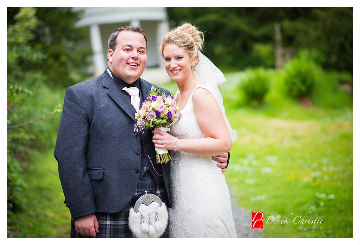 Barony Castle weddings