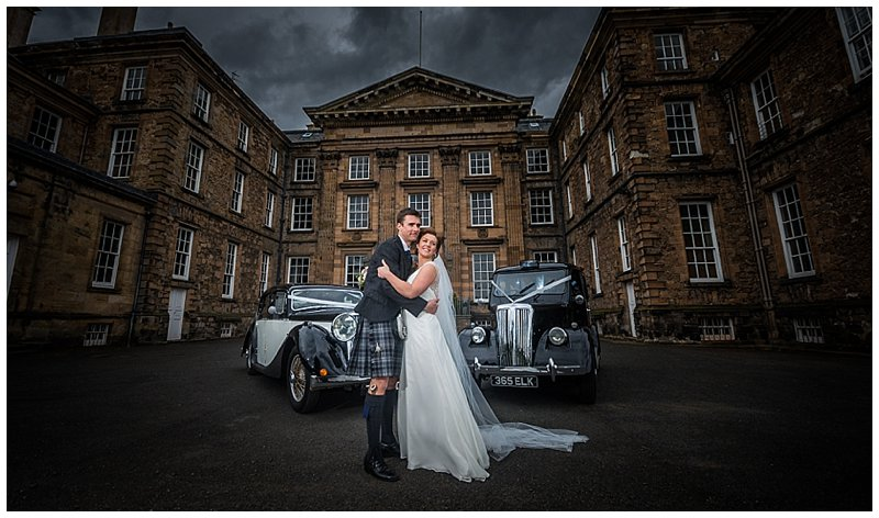 Dalkeith palace Wedding Photography