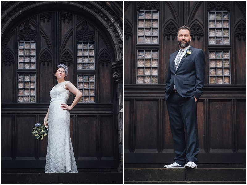 Edinburgh Wedding Lothian Chambers