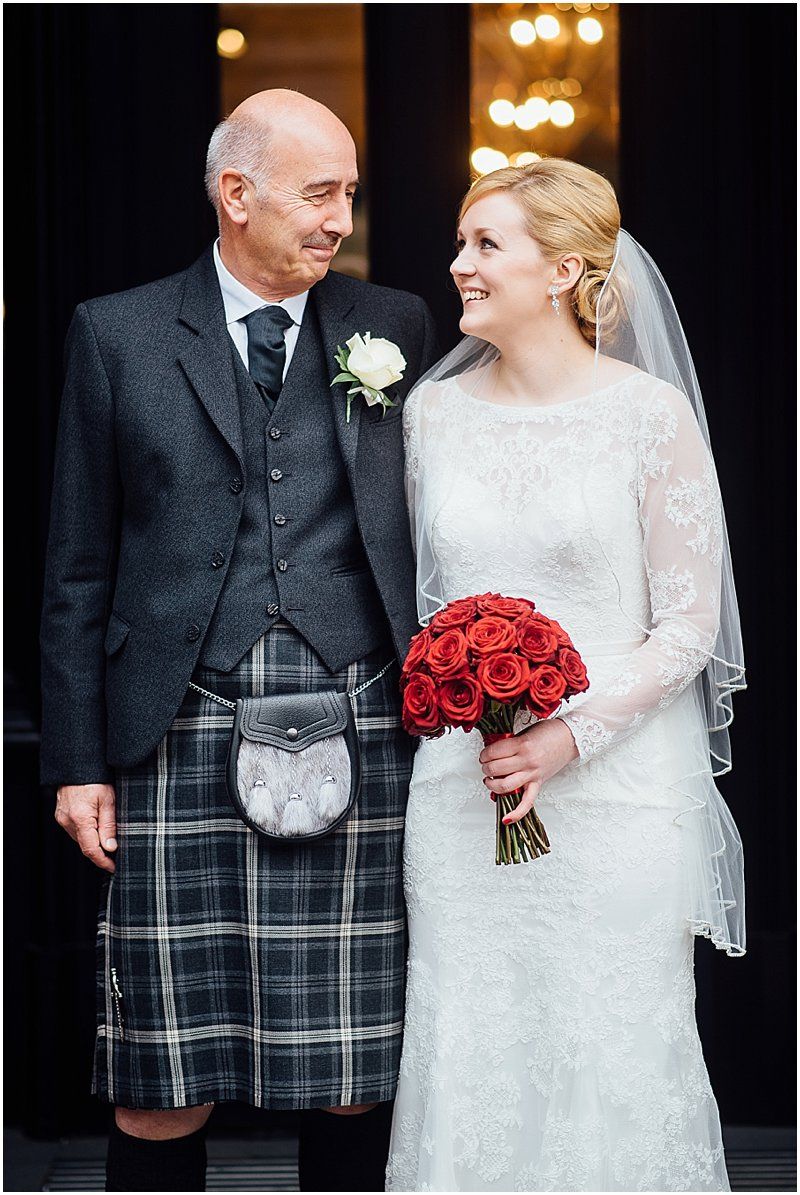 George Hotel wedding,Winter Weddings,edinburgh wedding photographer,
