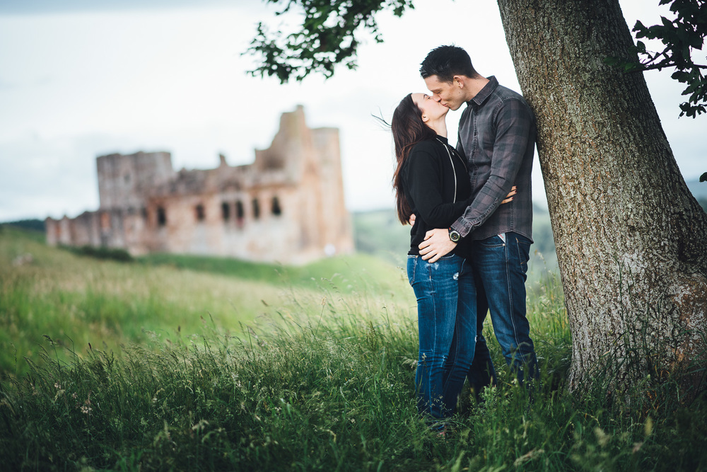 Crichton Castle Engagement - Kirsty & Blair-14.jpg