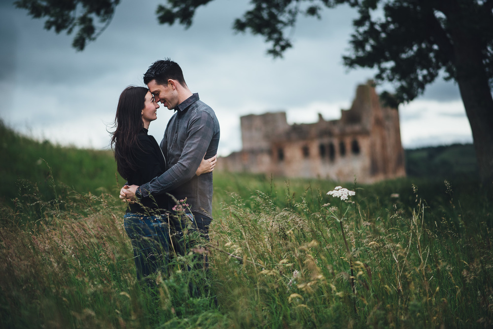 Crichton Castle Engagement - Kirsty & Blair-49.jpg