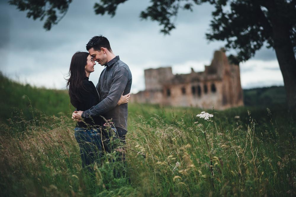 Crichton Castle Engagement - Kirsty & Blair-49.jpg