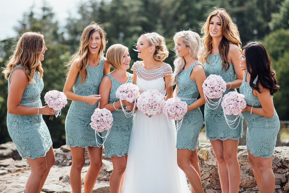 Archerfield Wedding - Ellie & Bridesmaids