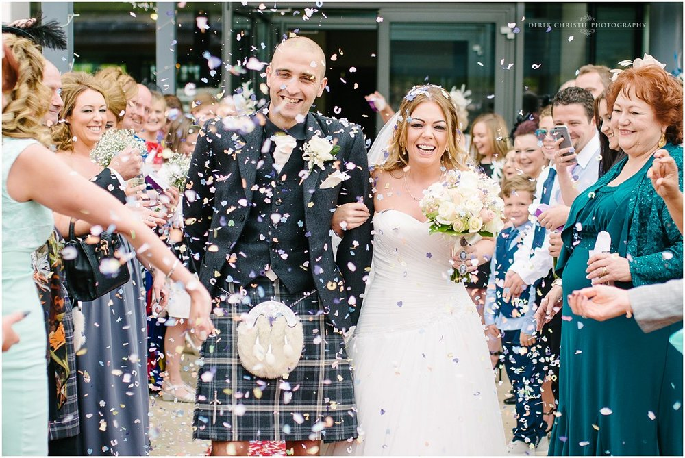 Norton House Hotel Wedding - Sheina & Mark