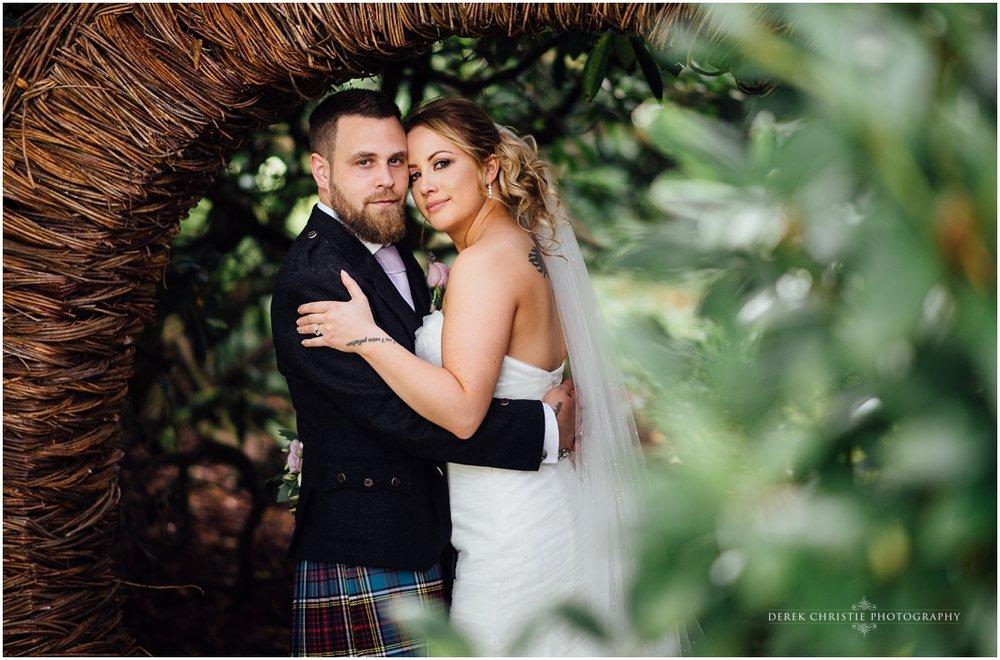 Byre At Inchyra Wedding - Natasha & Donald
