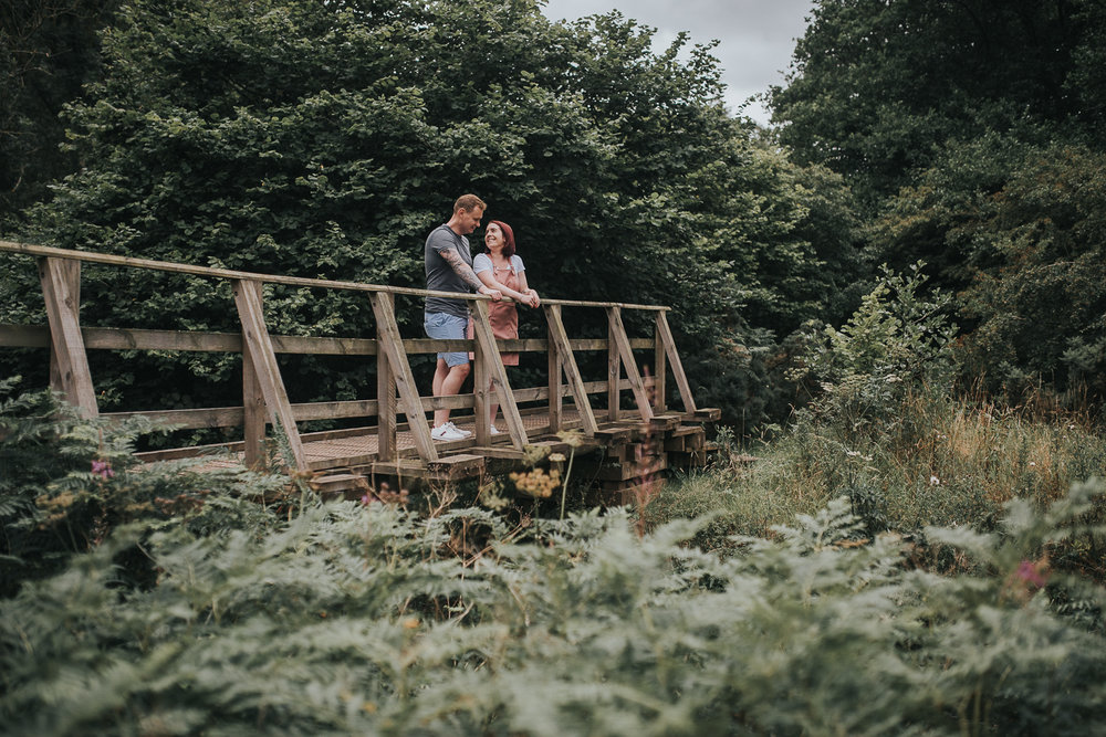 Lauren & Stuart's Engagement Shoot