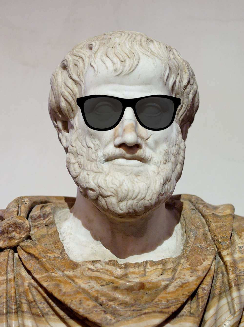 Seen by many as one of the founding fathers of science, Aristotle was also totally awesome.