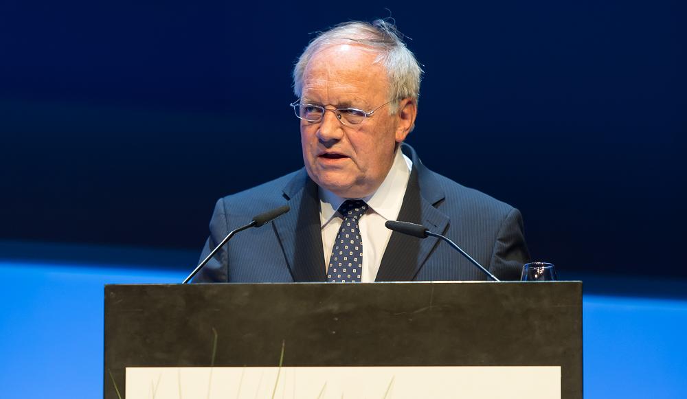 Federal Councillor Johann N. Schneider-Ammann