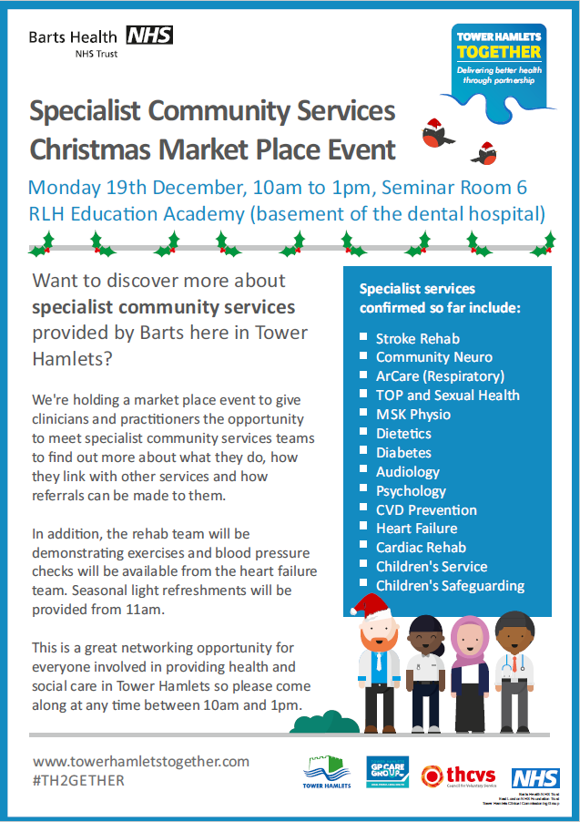 Specialist Community Services