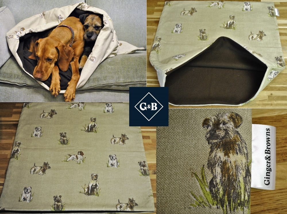 Luxury dog beds and blankets for sale at Ginger&Browns pet shop in Northwich, Chester near Chester, Winsford, Frodsham. Shop in store or buy online.