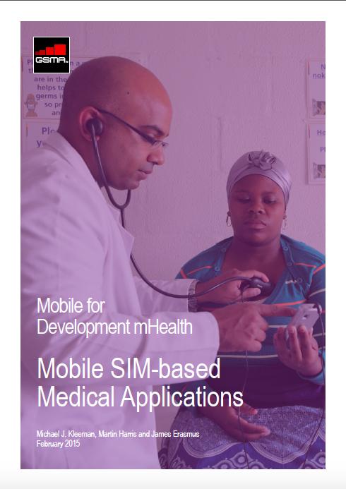 Mobile SIM based Medical Applications