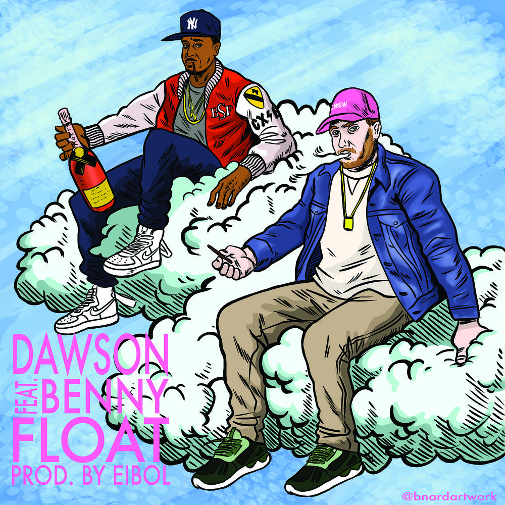 Dawson x Benny Float Cover Art 3000x3000 300dpi.jpg
