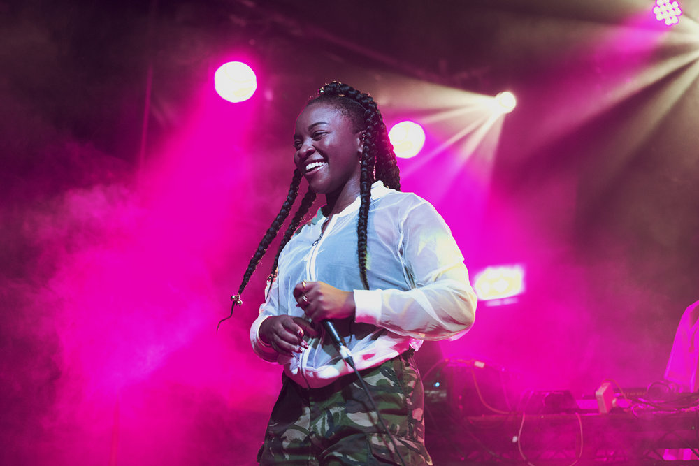 RAY BLK, Scala London 2016