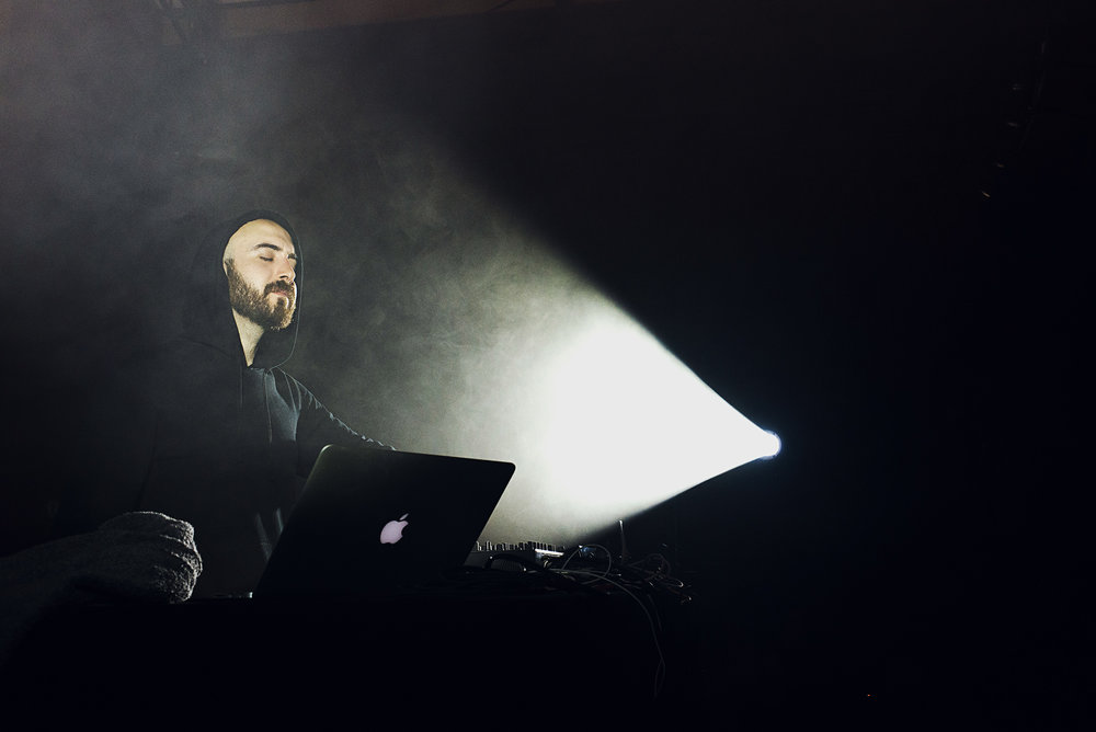 Clams Casino, Village Underground London 2016