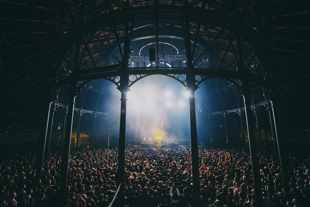 Kelela, Roundhouse, London 2018
