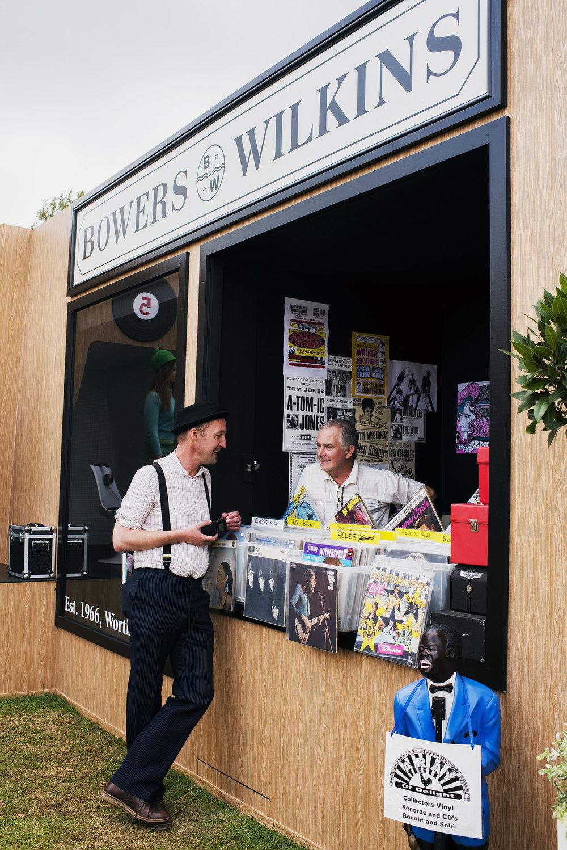 Bowers&Wilkins, Goodwood Revival