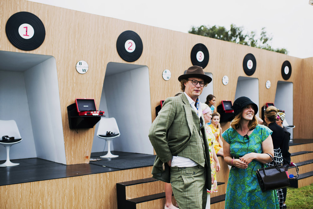 Bowers&Wilkins, Goodwood Revival