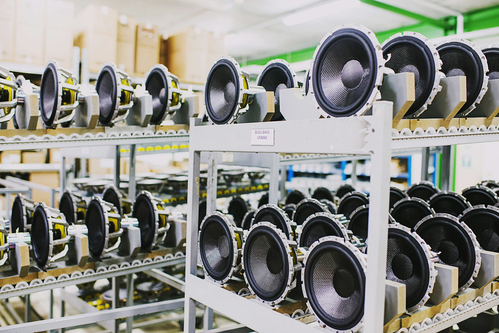 Bowers&Wilkins Factory, Worthing