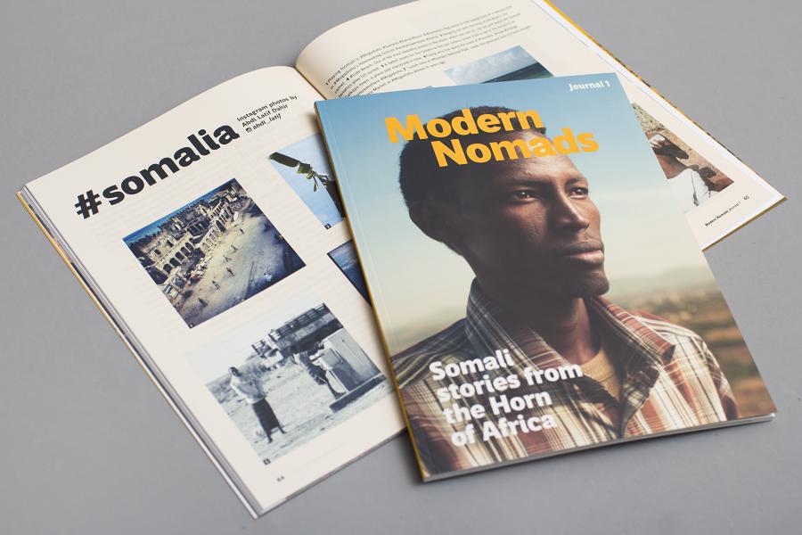 modern nomads -
