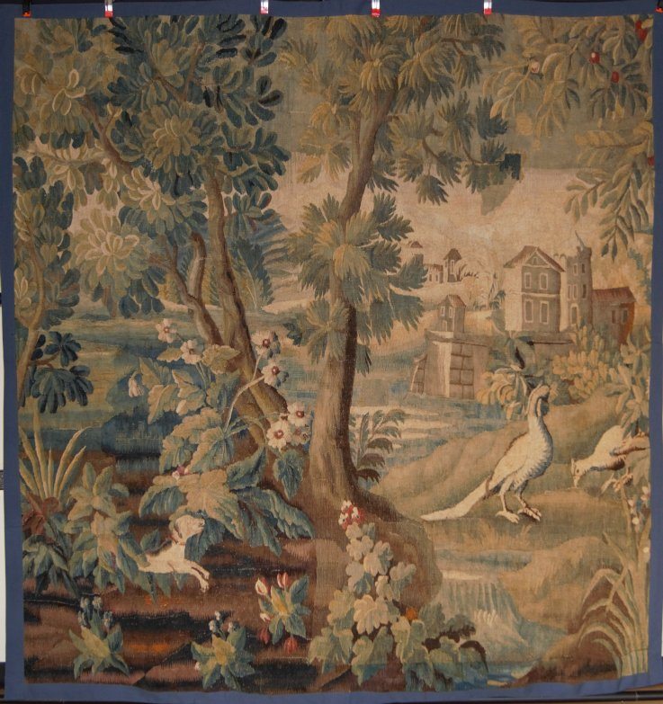 18th Century Brussels Tapestry                   SOLD