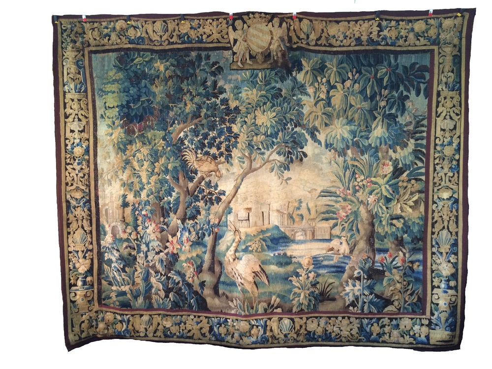 18th Century Tapestry. SOLD