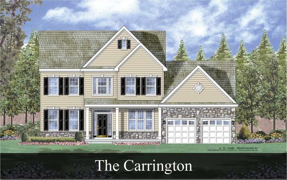 Starting at $319,900      approx. 2,500 sqft