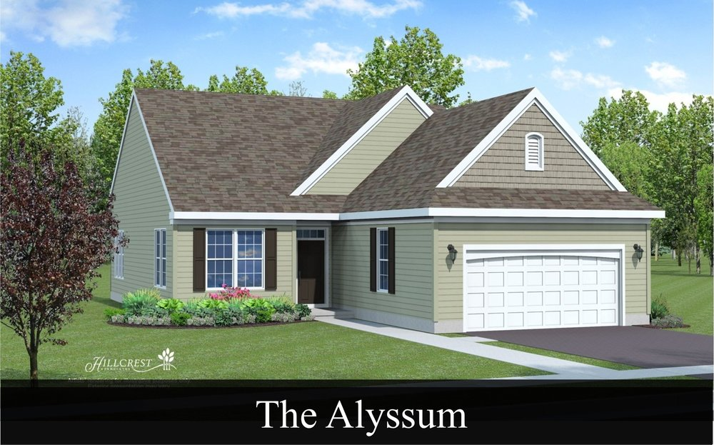 Starting at $284,900         approx. 1,500 sqft