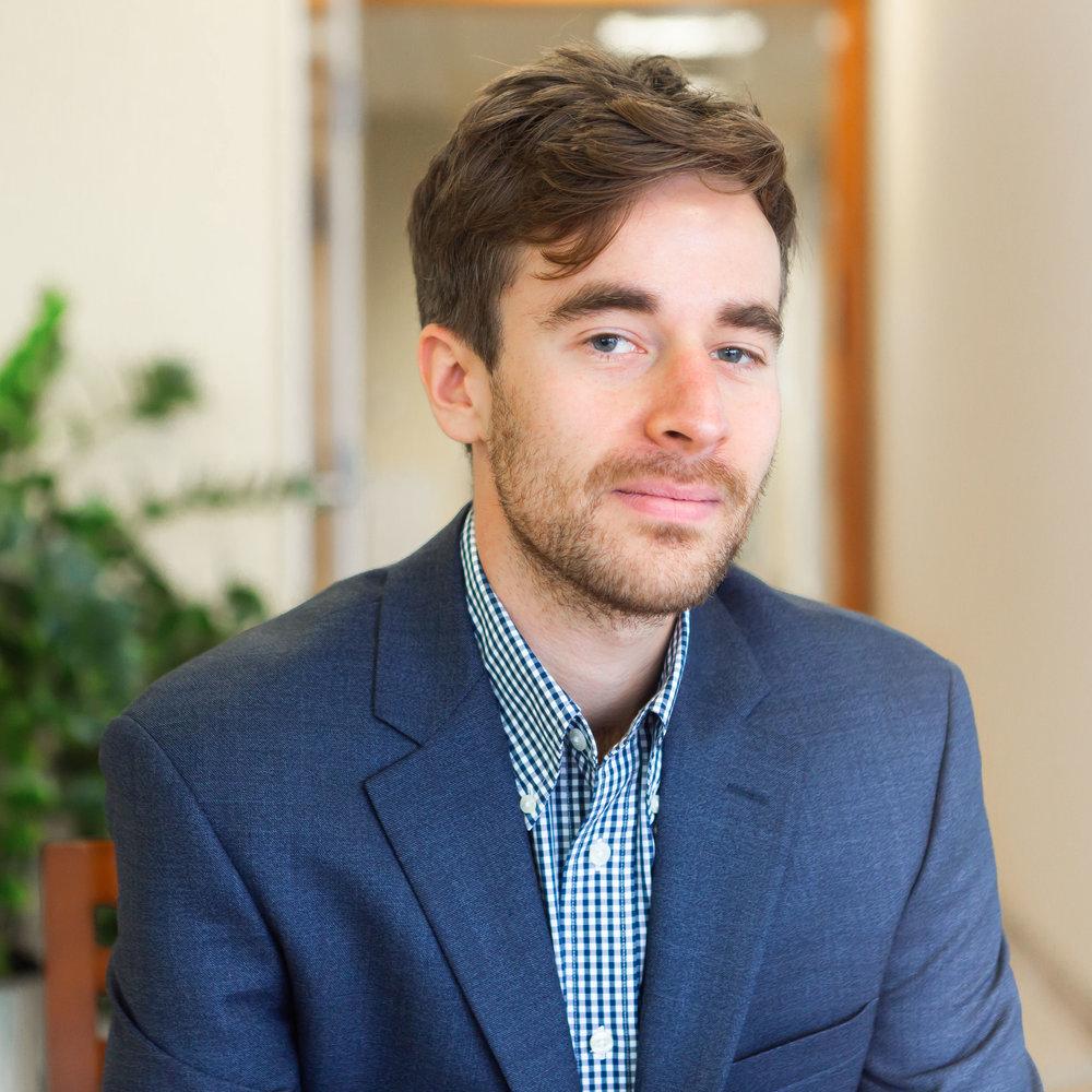 Sam Ging  Program Director, Hacker Fellows