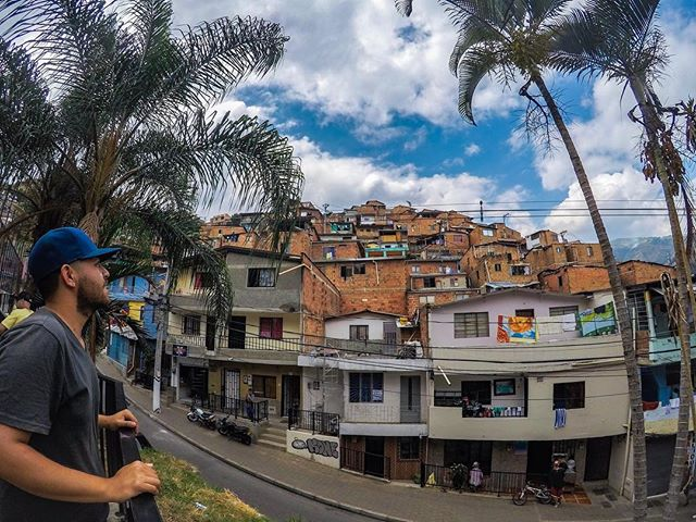 Comuna 13…Recovering and recreating life with a lot of faith and a lot of love. . . . Filled with rich history, but at the same time a lot of pain. A story of strength and hope. We highly recommend a visit to Comuna 13 when you visit Medellin!. . . . #medellin #medellincolombia💛💙❤️ #medellincolombia #medellincity #medellintravel #travelmedellin #igersmedellin #medellinvip #comuna13 #comuna13graffititour #comuna13demedellín #escaleraselectricascomuna13 #colombiatravel #colombiatravellers #colombiaespasion #colombiaessabrosura #c13 #colombia_greatshots #colombia_folklore  #colombiagrafia #colombiagram #colombiahd #colombiatierraquerida #colombianando #loves_colombia #colombianiando #paisas #antioquiacolombia