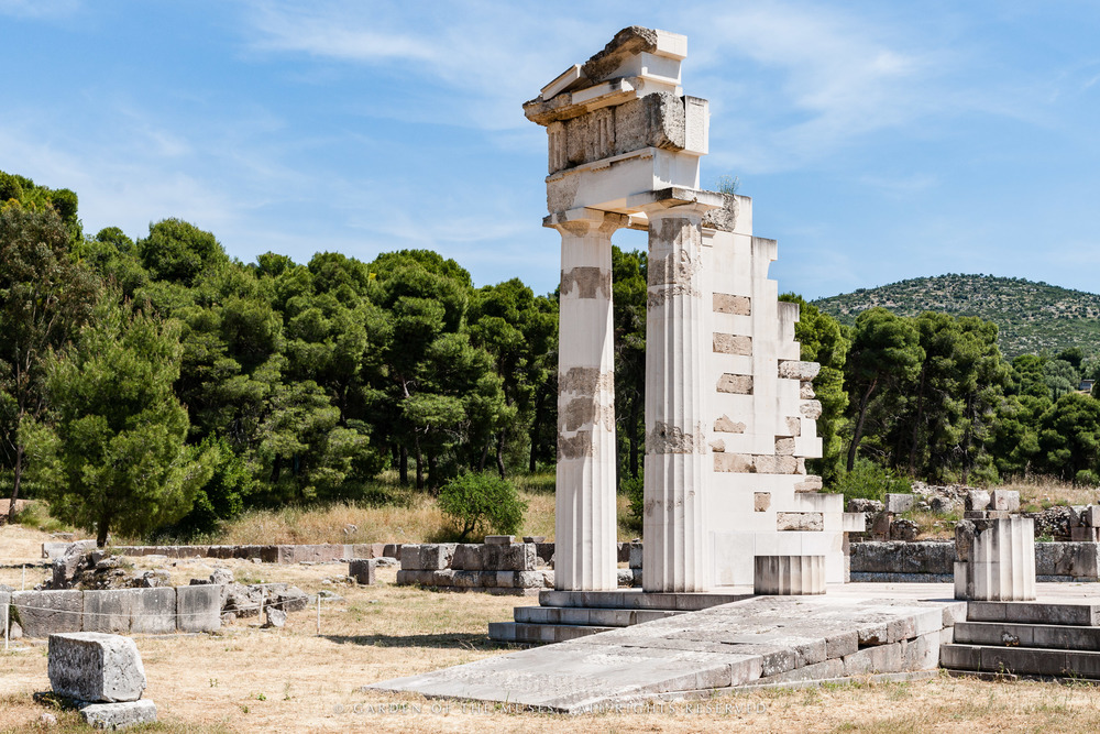 The Sanctuary of Asklepios