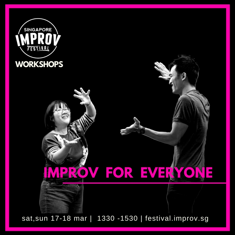 Improv for Everyone -