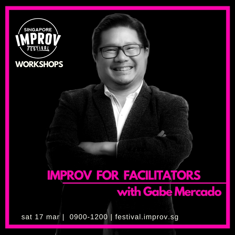 Improv for Facilitators - an applied improvisation workshop