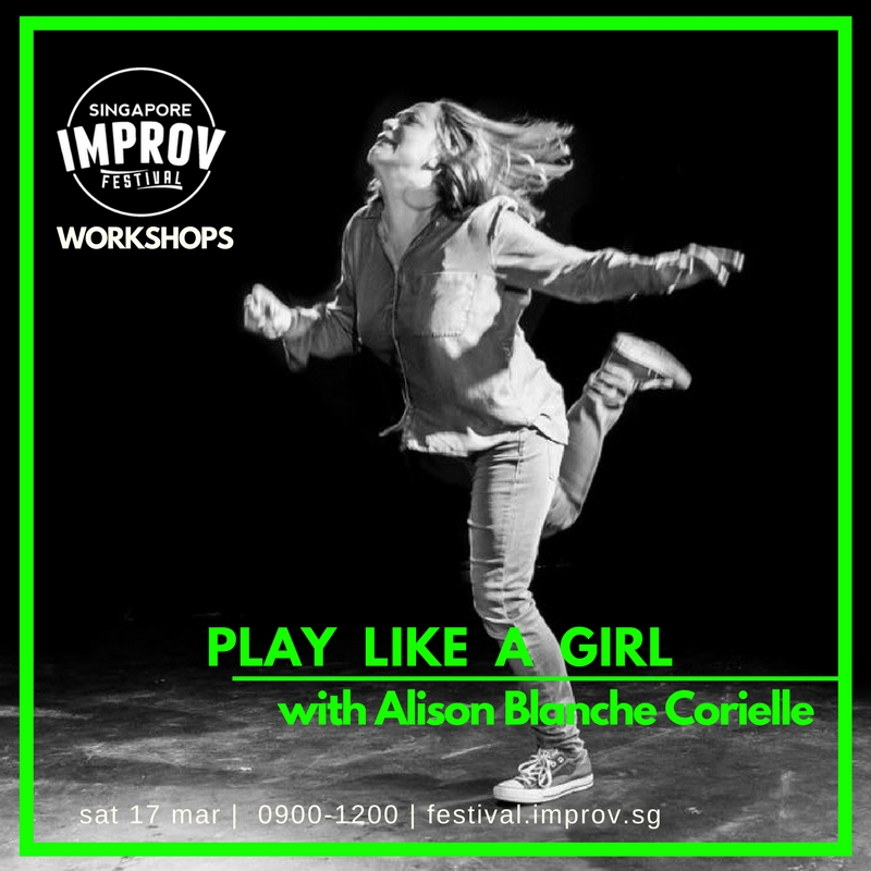 Play Like a Girl -