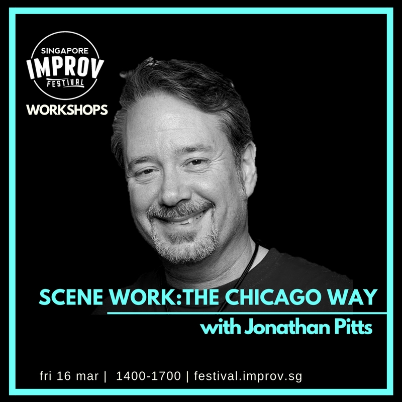Scene Work: The Chicago Way -