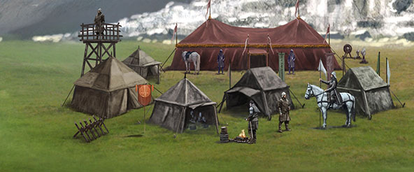 Vale Battle Camp