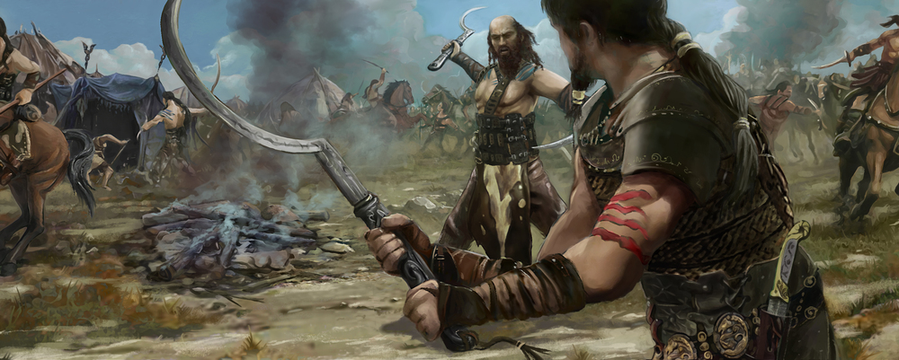 dothraki_battle